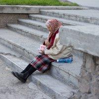 Бедность :: Екатерина Белка