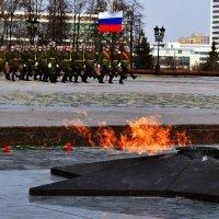 Вечный огонь :: Юлия Семенова