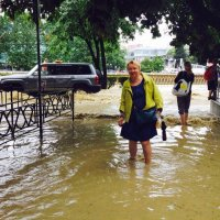 25 ИЮНЯ 2015. В Сочи наводнение :: Tata Wolf