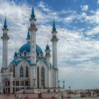 Казань, Мечеть Кул Шариф. :: Рай Гайсин