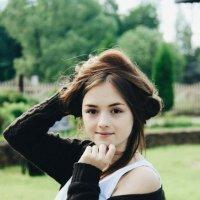 Девушка :: Никита Кузнецов