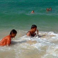 Шутки с морем. :: Чария Зоя