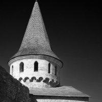 Света и тени башни Рожанка. :: Андрий Майковский
