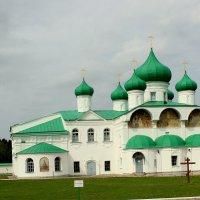 Свято-Троицкий Александра Свирского мужской монастырь :: Наталья Маркелова