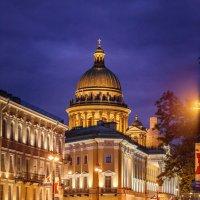Прелестница ночь :: Евгений Никифоров