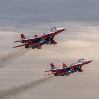 Миг-29 пилотажная группа Стрижи :: Павел Myth Буканов