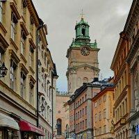 Стокгольм. Церковь святого Николая :: Олег Попков
