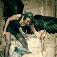 Ангелы с небес... :: Dimm Ice