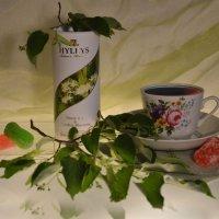 Липовый чай :: Елена Шишлянникова