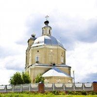 Храм Успения Присвятой Богородицы. Ливенка. :: Алена