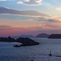 Закаты в Дубровнике :: Диана
