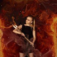Образ Огня :: Кристина Kottia