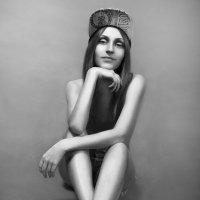 Портрет девушки :: Евгений Шейд