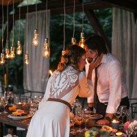 Свадебный ужин :: Галя Аникина