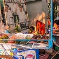 Уличная еда.Бангкок :: Ксения Базарова