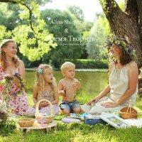 Семейное рукоделие :: Алина Ширяева