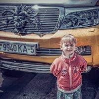 Кто заказывал такси на Дубровку?...)) :: Александр Рамус