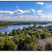 река Южный буг :: Sergey Bagach
