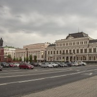 Площадь Свободы :: Марина Назарова
