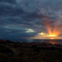 Sunset. :: Valentina Severinova