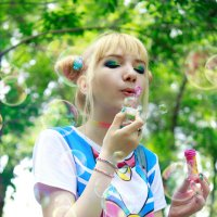 Мыльные пузыри :: Ирина Шульга