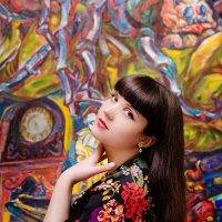 Улыбка Ксюши :: Оксана Северная