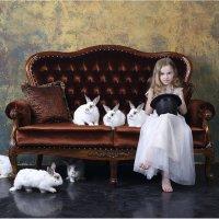 Достать кролика из шляпы :: Виктория Иванова