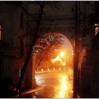 Окна. Дождь... :: Кай-8 (Ярослав) Забелин