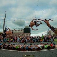 Иллюзия полета :: Ivan teamen