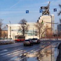 возвращенный монумент :: Олег Лукьянов