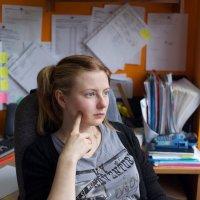 Портрет в интерьере :: Виталий Устинов