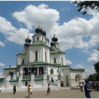 Воскресенский войсковой собор ст.Старочеркасская... :: Тамара (st.tamara)