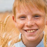 Солнечный мальчик! :: Алёна