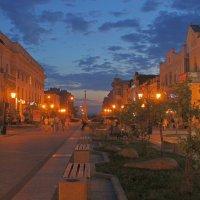 ..гуляя при свете фонарей.. :: Александр Герасенков