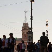 Санкт-Петербург. Лето :: Андрей Илларионов