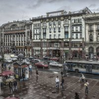 Город после дождя... :: GaL-Lina .