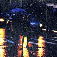 Краски дождя :: Владимир Голиков