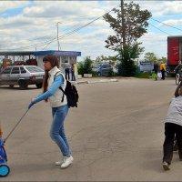 Все четыре колеса!.. :: Нина Корешкова