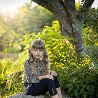 В саду :: Petr Shostak