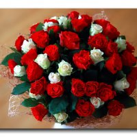 Всякие розы :: Леонид