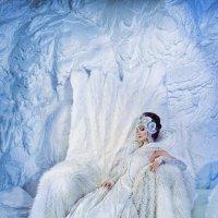 Снежная королева :: Нелли Каревская