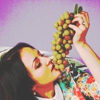 аппетитный виноград :: Мария Войтович