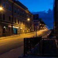 Одна из улочек Казани :: Saratoga .