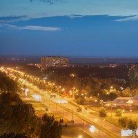 Ночные огни :: Наталия Руденко