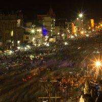 В ночь Ратха-ятры :: Светлана Фомина