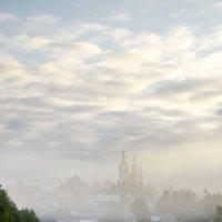 Тотьма туманная :: Валерий Талашов