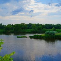 Летом на речке :: Mavr -