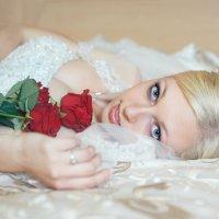 Розы :: Johann Lorenz