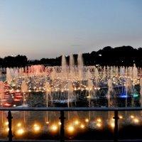 Поющие фонтаны Царицино :: Natali