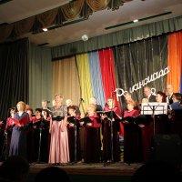 Романсиада :: Олег Афанасьевич Сергеев